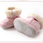 รองเท้าบู๊ทเด็ก-Baby-UGG-สีชมพู(-15-คู่)