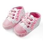 รองเท้าเด็ก-Zara-Baby-ลายจุดชมพู