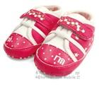 รองเท้าผ้าใบเด็ก-Mothercare-สีชมพู-(6-คู่/แพ็ค)