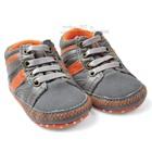 รองเท้าผ้าใบเด็ก-Zara-สีเทา-(6-คู่/แพ็ค)