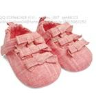 รองเท้าเด็กโบว์เล็กๆ-Next-baby-สีชมพู-(6-คู่/แพ็ค)