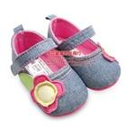 รองเท้าเด็ก-I-love-everyday-สีฟ้า-(6-คู่/แพ็ค)