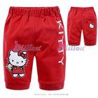 กางเกงขาสั้น-Kitty-สีแดง-(5size/pack)