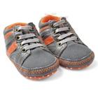 รองเท้าผ้าใบเด็ก-Zara-Baby-สีเทา-(6-คู่/แพ็ค)