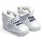 รองเท้าผ้าใบเด็ก-Mothercare-สีขาว-(6-คู่/แพ็ค)