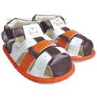 รองเท้าเด็กเสือน้อย-Next-สีน้ำตาล-(6-คู่/แพ็ค)