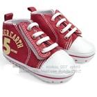 รองเท้าผ้าใบเด็ก-Guess-สีแดง-(6-คู่/แพ็ค)