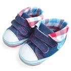 รองเท้าเด็ก-Zara-Baby-สีฟ้า