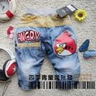 กางเกงยีนส์-Angry-Bird-สีฟ้า-(5-ตัว/pack)