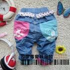 กางเกงยีนส์ขายาว-Mickey-Mouse-สีฟ้า-(5-ตัว/pack)