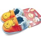 รองเท้าเด็ก-หมีพูล์-สีฟ้า