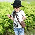 เสื้อยืดแขนสั้น-Mickey-Mouse-สีขาว-(5size/pack)