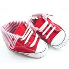รองเท้าเด็ก-แฟชั่น-สีแดง