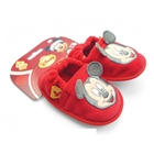 รองเท้าเด็ก-Mickey-Mouse-สีแดง