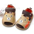 รองเท้าแตะเด็ก-Winnie-สีน้ำตาล-(4-คู่/แพ็ค)