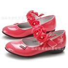 รองเท้าเจ้าหญิงดอกกุหลาบ-สีชมพูเข้ม-(5-คู่/แพ็ค)