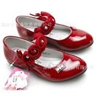 รองเท้าเจ้าหญิงดอกกุหลาบ-สีแดง-(5-คู่/แพ็ค)