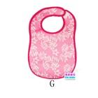 ผ้ากันเปื้อนดอกไม้-Mom-care-สีชมพู-(10-ชิ้น/pack)