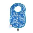 ผ้ากันเปื้อนดอกไม้-Mom-care-สีฟ้า-(10-ชิ้น/pack)