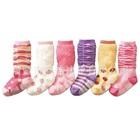 ถุงเท้าแฟชั่นเด็กสกรีนลายสีหวาน-(20-คู่-/pack)