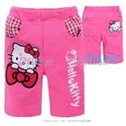 กางเกงขาสามส่วน-Hello-Kitty-สีชมพู-(6size/pack)