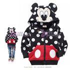 เสื้อกันหนาว-Mickey-สุดเท่ห์-สีดำ(6size/pack)
