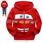 เสื้อกันหนาว-Super-Car-สีแดง-(6size/pack)