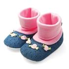 รองเท้ากันหนาวเด็ก-Flower
