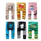 กางเกงขายาวลายการ์ตูน-คละลาย(18-ตัว/pack)