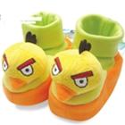รองเท้าเด็ก-Angry-Bird-สีส้ม