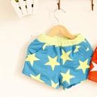 กางเกงขาสั้น-Star-สีฟ้า-(5-ตัว/pack)