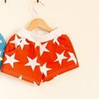 กางเกงขาสั้น-Star-สีส้ม-(5-ตัว/pack)