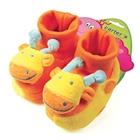 รองเท้าเด็ก-วัวน้อยน่ารัก-สีเหลือง