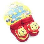 รองเท้าเด็ก-สิงโต-สีแดง