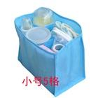 ที่จัดระเบียบกระเป๋า-สีฟ้า-(10-อัน/pack)