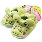 รองเท้าเด็ก-จระเข้น้อยน่ารัก-สีเขียว