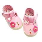 รองเท้าเด็ก-Princess-สีชมพู