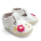 รองเท้าเด็ก-Princess-สีขาว