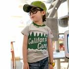 เสื้อยืดแขนสั้น-California-camp-สีเทา-(5-ตัว/-pack)