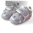 รองเท้าเด็กผ้าใบเด็ก-Guess-สีเทา-(6-คู่/แพ็ค)