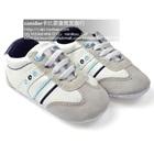 รองเท้าผ้าใบเด็ก-Mothercare-สีขาวเทา-(6-คู่/แพ็ค)