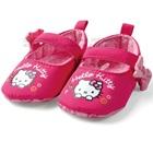 รองเท้าเด็ก-Hello-Kitty--สีชมพู-(6-คู่/แพ็ค)
