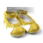 รองเท้าเด็ก-Guess--สีเหลืองขาว-(6-คู่/แพ็ค)
