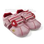 รองเท้าผ้าใบเด็ก-Princess-สีชมพู-(6-คู่/แพ็ค)