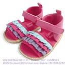 รองเท้าแตะเด็ก-Zara-baby-สีชมพู-(6-คู่/แพ็ค)