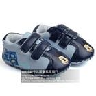 รองเท้าผ้าใบเด็ก-Mickey-Mouse-สีฟ้า-(6-คู่/แพ็ค)