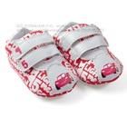 รองเท้าผ้าใบเด็ก-Racing-สีแดงขาว-(6-คู่/แพ็ค)