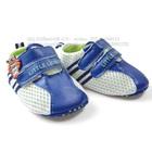 รองเท้าผ้าใบเด็ก-Lion-Team-สีขาวน้ำเงิน-(6-คู่/แพ็