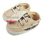รองเท้าผ้าใบเด็ก-Zara-baby-สีน้ำตาล-(6-คู่/แพ็ค)
