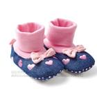 รองเท้าเด็ก-Mothercare-สีน้ำเงิน-(6-คู่/แพ็ค)